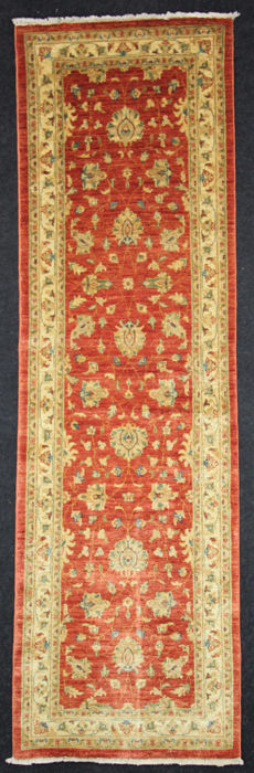 Exclusive and Collectible Ghazni Hallway carpet, 344 x 75 cm.