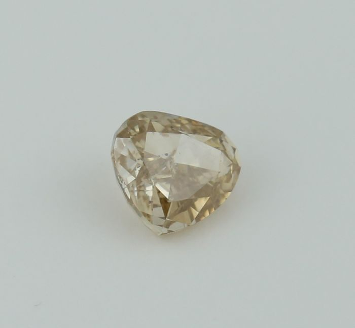 0.55 ct. Pear Modified Brilliant Natural Diamond - X-Y - SI 2
