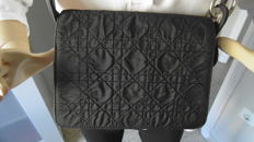 Christian Dior – Quilted Cannage Nylon Shoulder Bag