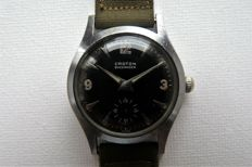 CROTON (NIVADA) Buccaneer World War Two Military Watch Circa 1942/43
