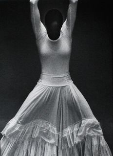 Max Waldman (1919-1981) - Judith Jamison in the Alvin Ailey American Theater