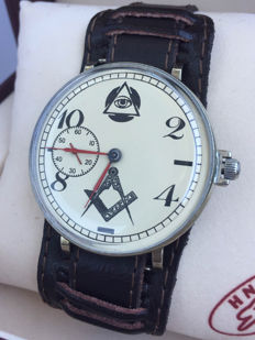 Molnija - Masonic - 169329 - mariage watch - 1960-1969