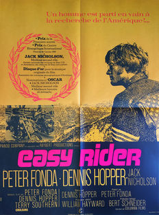 Anonymous - Easy Rider (Dennis Hopper, Jack Nicholson) - 1969