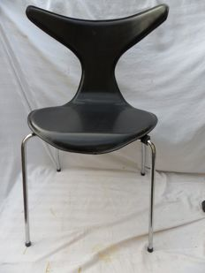 Dan-form - chair, model 'Dolphin'