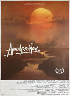 Anonymous - Apocalypse now (Francis Ford Coppola, Marlon Brando) - 1979