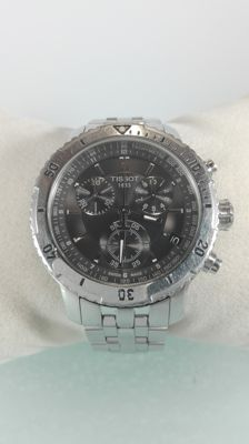 Tissot -- PRS 200 -- Chronograph -- Men's Watch