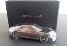 Porsche Carrera S  Paperweight made of aluminum