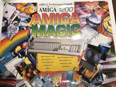 Amiga 1200 boxed Like NEW