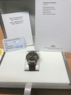 IWC - Vintage Ingenieur Automatic Limited Edition 2012 - IW323311 - Men - 2011-present