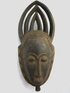 Facial mask - BAULE - Ivory Coast