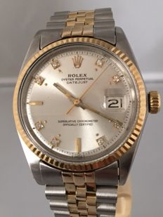 Rolex Datejust - heren - 1964