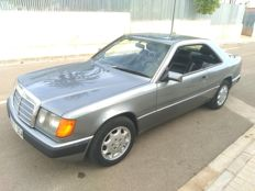 Mercedes Benz - 300 CE Coupe (W124) - 1990