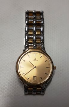 Omega De ville, solid gold and stainless steel
