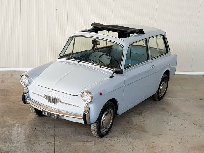 Autobianchi - Bianchina Panoramica Decappottabile - 1965