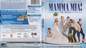 DVD / Video / Blu-ray - Blu-ray - Mamma Mia! - The Movie
