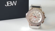 JBW Saxon Diamonds XL Multifunctional with 16 genuine diamonds - JB-6101_B - men's 2017 - unworn