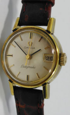 Omega – Ladymatic- Ladies' timepiece (Mechanical) – Year. 1980 -1989