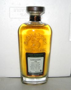 Glentauchers 1996 21 years old - Speyside - 70cl - 49,5% - Signatory Vintage