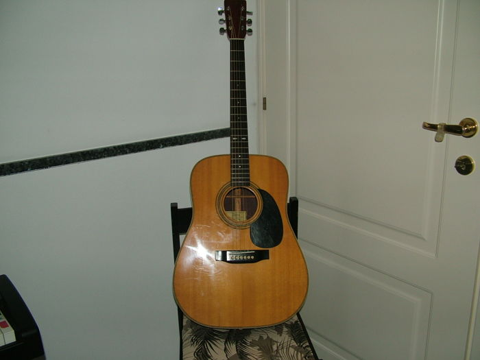 sigma martin guitars est guitar 1970 prepared by a luthier before the sale new strings. Black Bedroom Furniture Sets. Home Design Ideas
