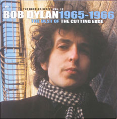 Bob Dylan ‎– The Best Of The Cutting Edge 1965-1966 || unreleased tracks || 60-page book