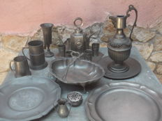 Kitchen pewter
