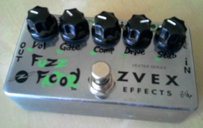 Fuzz Factory Vexter series (limited edition)