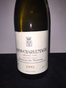 1995 Domaine Bonneau du Martray, Corton Charlemagne Grand Cru - 1 bottle (75cl)