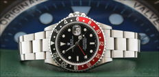 Rolex GMT-MASTER II 16710 - Never Polished - Top Condition - Full Set