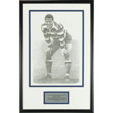 Signed - Jeremy Guscott Signed Rugby Photo