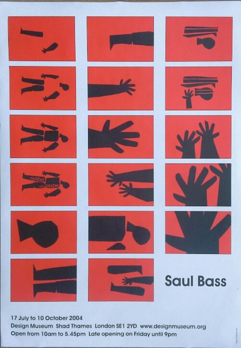 John Morgan Studio / Saul Bass - Anatomy of a murder - 2004