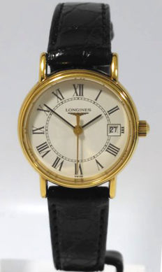 Longines – Ladies' timepiece – Year: 1990-1999