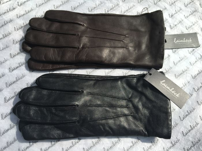 Laimböck - 2 pair of men's gloves