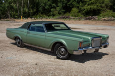 1971 Lincoln Continental Mark III - Luxuscoupé - From the 70s - Second hand - Imported from California