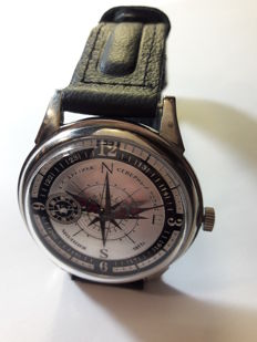 "Molnija ""Compass"". mariage watch 1960-1969s."