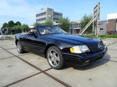 Mercedes-Benz - SL500 Roadster (Convertible) - 1999