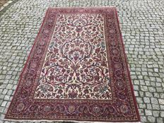 "Old Persian Keshan Rug-212x131cm -hand knotted ""EDEN GARDEN"""