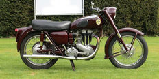 Ariel - Red Hunter NH 350 cm³ OHV - 1954