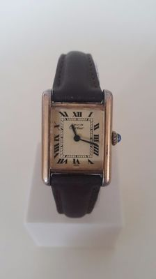 Must de Cartier, Ladies Wristwatch, 1980's