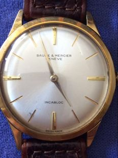 Baume & Mercier, Men's Watch, ca. 1950