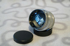 "Carl Zeiss Jena SONNAR ""T"" 5cm f/1.5 LTM m39 screw"