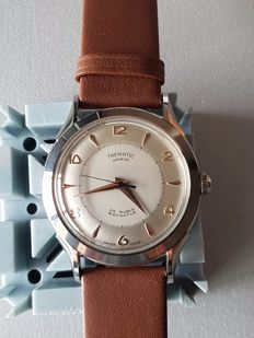 Trematic Genève - men's wristwatch - 1970