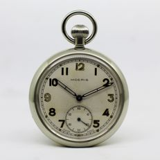 Moeris – WW2 military G.S.T.P – military pocket watch – from the 40s