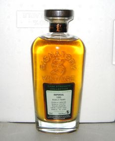 Imperial 1995 21 years old - Speyside - 54.9% - Signatory Vintage - cask nos. 50250+50251