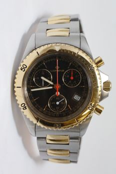 Lorenz - Chrono Swiss Quartz - Men's wristwatch - 1990s