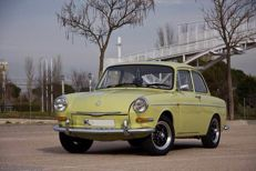 Volkswagen - 1500 Type 3 Notchback - 1964