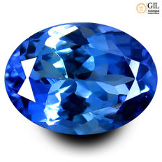 Tanzanite - 2.63 Carat - No reserve price