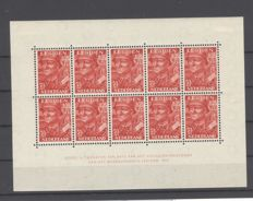 Netherlands and Overseas - small batch of blocks, stamp booklets and miscellaneous