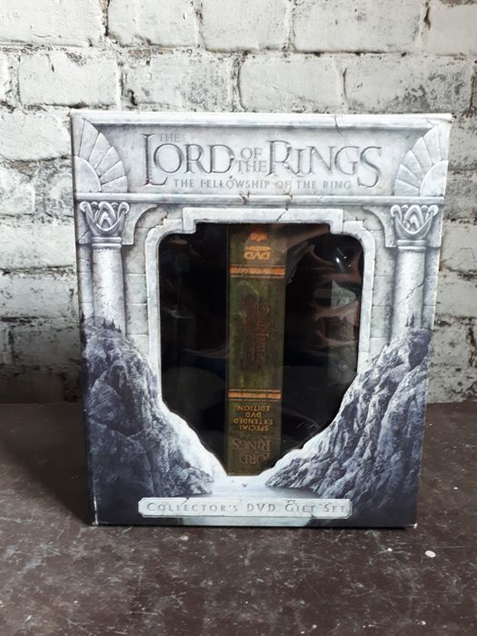 Lord of the rings, the fellowship of the ring giftbox