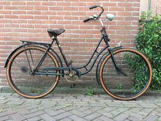 Bicycle with counter steering - Stricker - ca.1970