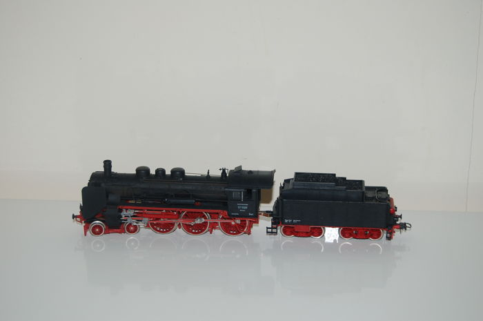 Roco H0 - 4125 B - Steam locomotive Series BR 17 of the DR